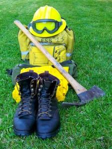 Wildland Firefighter Gear